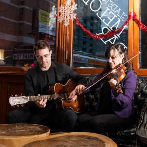 The Amores - Celtic Music / Classical Duo in London, Ontario