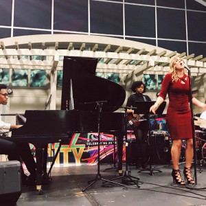 The Anastasiya Kadukov Quartet