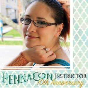 The Artful Cricket - Henna Artist - Henna Tattoo Artist / Temporary Tattoo Artist in Akron, Ohio
