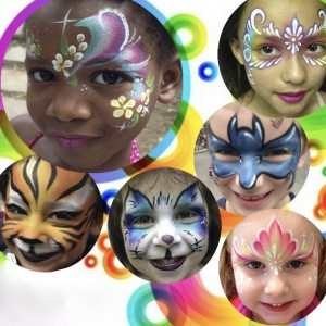 Color Me Funky - Face Painter / Holiday Entertainment in Cambridge, Massachusetts