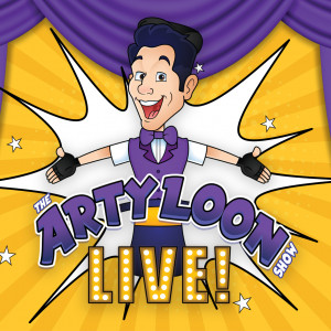 Virtual Magic Shows and More by Arty Loon Live! - Children's Party Magician / Educational Entertainment in Los Angeles, California