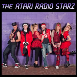 The ATARI RADIO STARZ - Cover Band in Vancouver, British Columbia