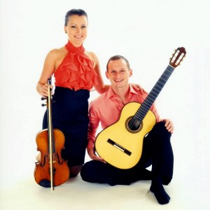 The Auburn Duo - Classical Ensemble in Santa Rosa, California