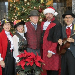 The Austin Carolers - Christmas Carolers / A Cappella Group in Austin, Texas