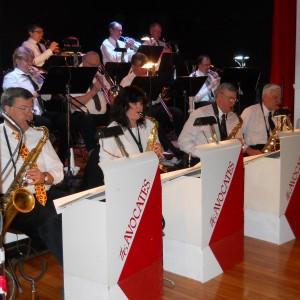 The Avocates - Swing Band in Beverly, Massachusetts