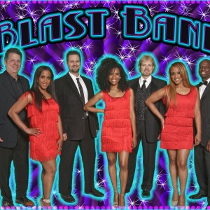 The Award Winning Blast Band Atlanta - Wedding Band / 1980s Era Entertainment in Atlanta, Georgia