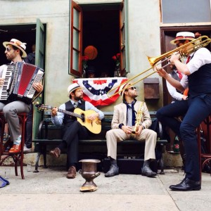 The Bailsmen - Wedding Band / Dixieland Band in New York City, New York