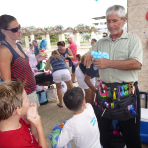 The Balloon Dude - Balloon Twister in Fort Lauderdale, Florida
