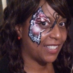 Miss Happy - Face Painter / Halloween Party Entertainment in Atlanta, Georgia