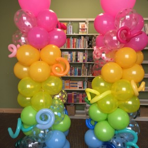 The Balloonatic - Balloon Decor / Party Decor in Los Angeles, California
