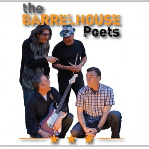 The Barrelhouse Poets - Classic Rock Band in Barrie, Ontario