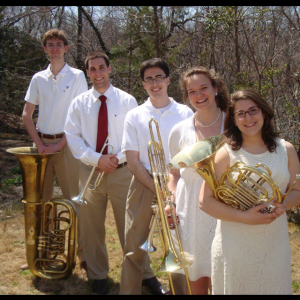 The Bel Canto Brass Quintet - Brass Band in Williamsburg, Virginia