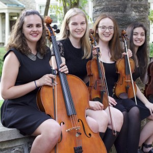 The Bi-College Quartet - String Quartet / String Trio in Bryn Mawr, Pennsylvania