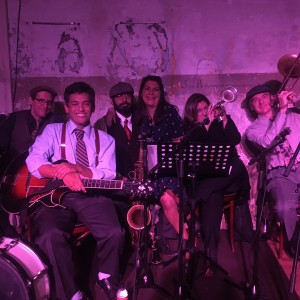 The Big Butter Jazz Band - New Orleans Style Entertainment / Swing Band in Culver City, California