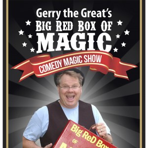The Big Red Box Of Magic - Children's Party Magician in Murrells Inlet, South Carolina