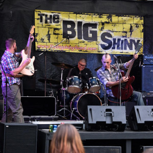 The BIG Shiny Band - Cover Band / Wedding Musicians in Surrey, British Columbia