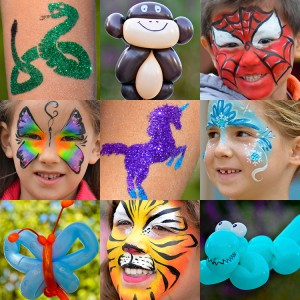 The Bizy Bee - Face Painter / Balloon Twister in Redondo Beach, California