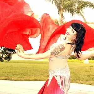 The Black Dahlia - Belly Dancer in Zephyrhills, Florida