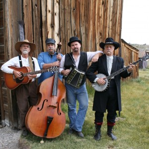 The Black Irish Band - Celtic Music / Americana Band in Sonora, California
