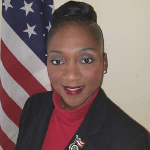 Vanessa F. Hicks-Callaway: The Black Woman in Red