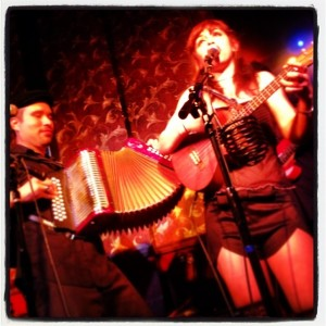 The Blue Dahlia - Dance Band / Cumbia Music in Brooklyn, New York