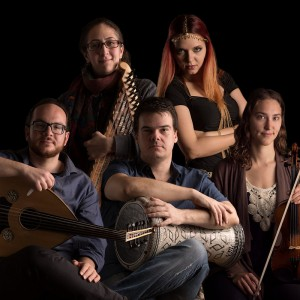 The Blue Dot Ensemble - World Music / Middle Eastern Entertainment in Toronto, Ontario
