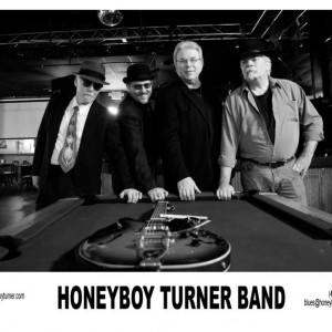 The Blues Orchestra featuring Honeyboy Turner - Blues Band in Lincoln, Nebraska