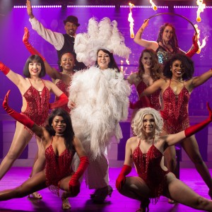 The Boom Boom Bombshells - Burlesque Entertainment / Mardi Gras Entertainment in St Louis, Missouri