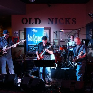 The Bootleggers Blues Band - Blues Band in Winston-Salem, North Carolina