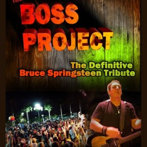 The BOSS Project:  A Bruce Springsteen Tribute - Tribute Band / Americana Band in Boca Raton, Florida