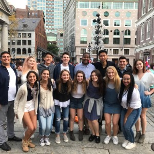 The Boston University Treblemakers - A Cappella Group in Boston, Massachusetts
