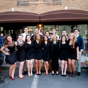 The Bostonians of Boston College - A Cappella Group in Chestnut Hill, Massachusetts