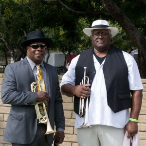 The Brass Bros - Jazz Band / Holiday Party Entertainment in San Bernardino, California