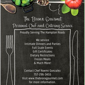 The Bronx Gourmet - Caterer in Chesapeake, Virginia