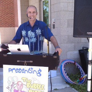 The Bubble Party Guy - Mobile Game Activities / Mobile DJ in Meriden, Connecticut