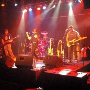 The Burning Halos - Classic Rock Band in Ottawa, Ontario