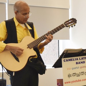 The Camelia Latinjazz Band - Latin Jazz Band in Somerville, Massachusetts