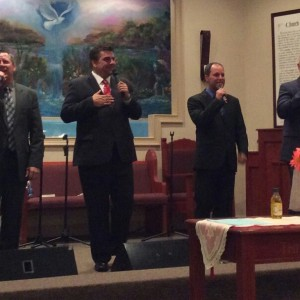 The Capstone Quartet - Gospel Music Group in Gordo, Alabama