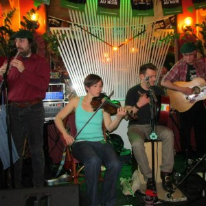 The Cats in the Kitchen - Celtic Music in Montreal, Quebec