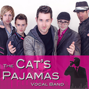 The Cat's Pajamas - vocal band - A Cappella Singing Group / Top 40 Band in Chicago, Illinois