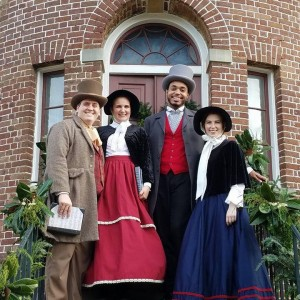 The Charleston Caroling Company - Christmas Carolers / Holiday Entertainment in Charleston, South Carolina
