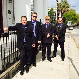 The Charlestones - A Cappella Group / Barbershop Quartet in Charleston, South Carolina