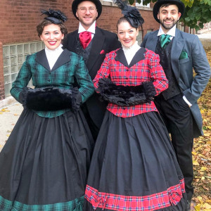 The Chicago Carolers - Christmas Carolers / A Cappella Group in Chicago, Illinois