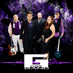 The ChrisG Band - 2000s Era Entertainment / Top 40 Band in Scottsdale, Arizona