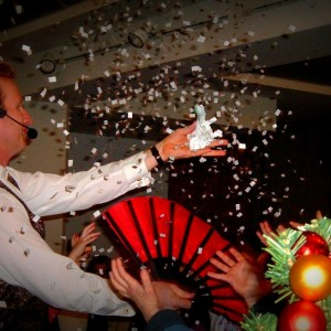John Abrams - The Christmas Entertainer - Magician / Holiday Party Entertainment in Anaheim, California