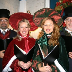 The Cincinnati Christmas Carolers - Christmas Carolers / Wedding Singer in Cincinnati, Ohio