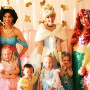 The Cinderella Company - Sacramento - Children's Party Entertainment / Face Painter in Sacramento, California