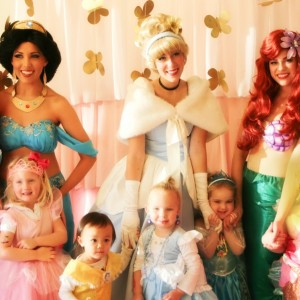 The Cinderella Company - Los Angeles - Children's Party Entertainment in Los Angeles, California