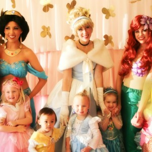The Cinderella Company - San Francisco - Children's Party Entertainment / Clown in Concord, California