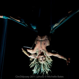 The Circus Project - Aerialist / Acrobat in Portland, Oregon